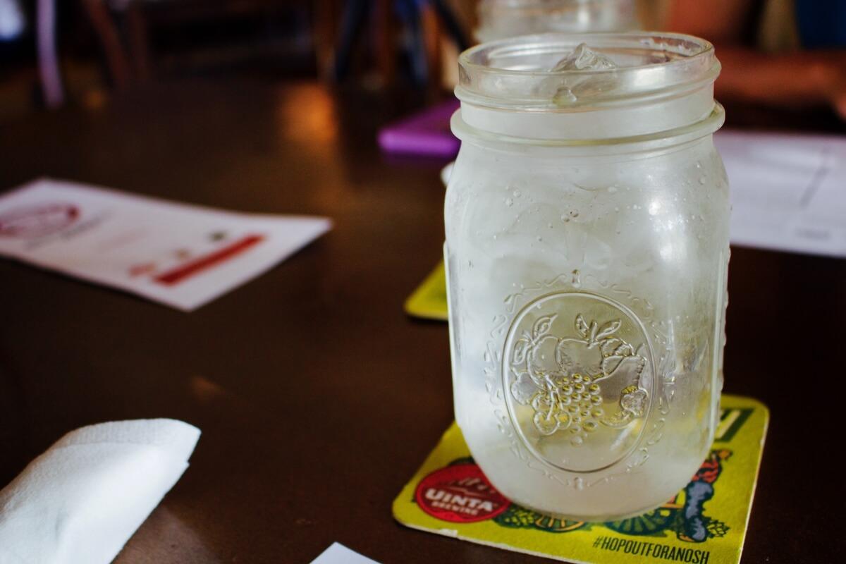 Water Mason Jars The Refinery Tampa