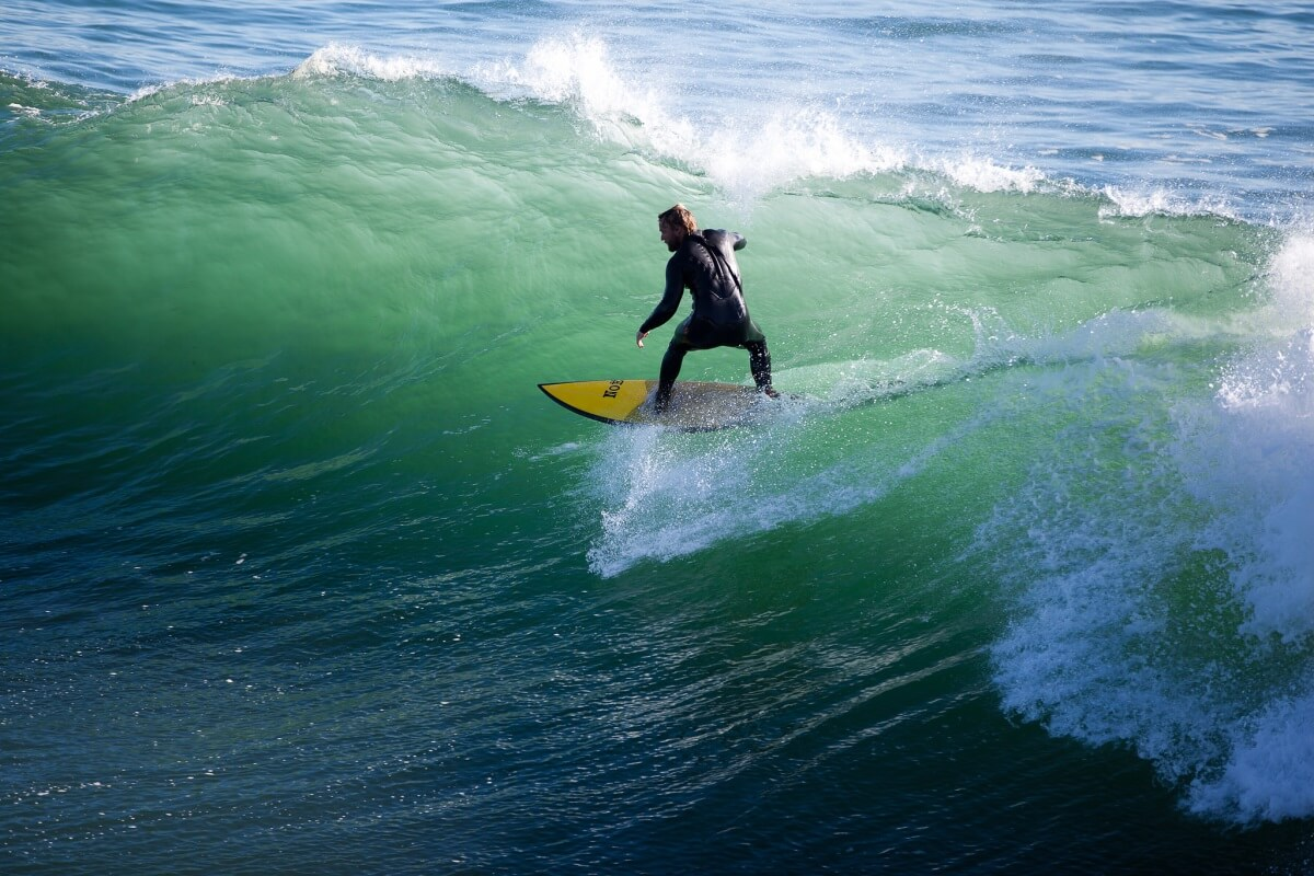 Santa Cruz hotels for surfers