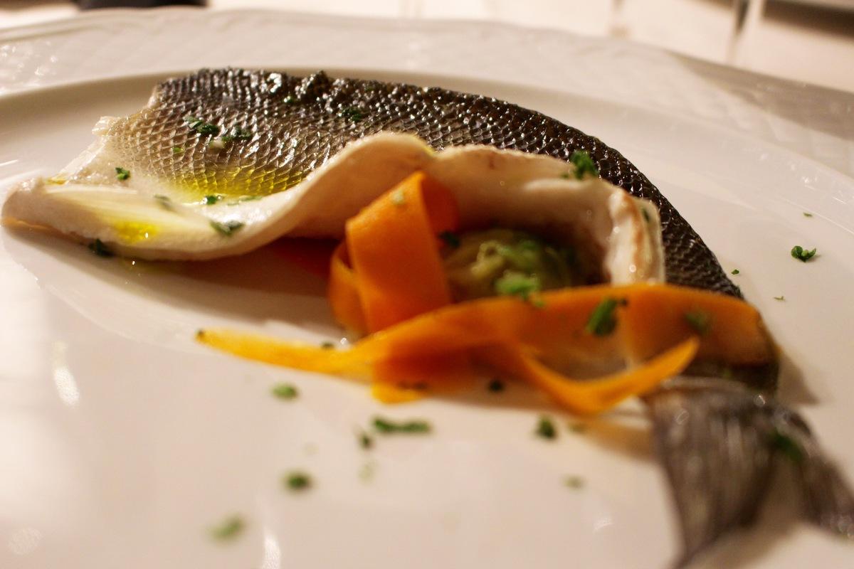 Seabass Milan Restaurant