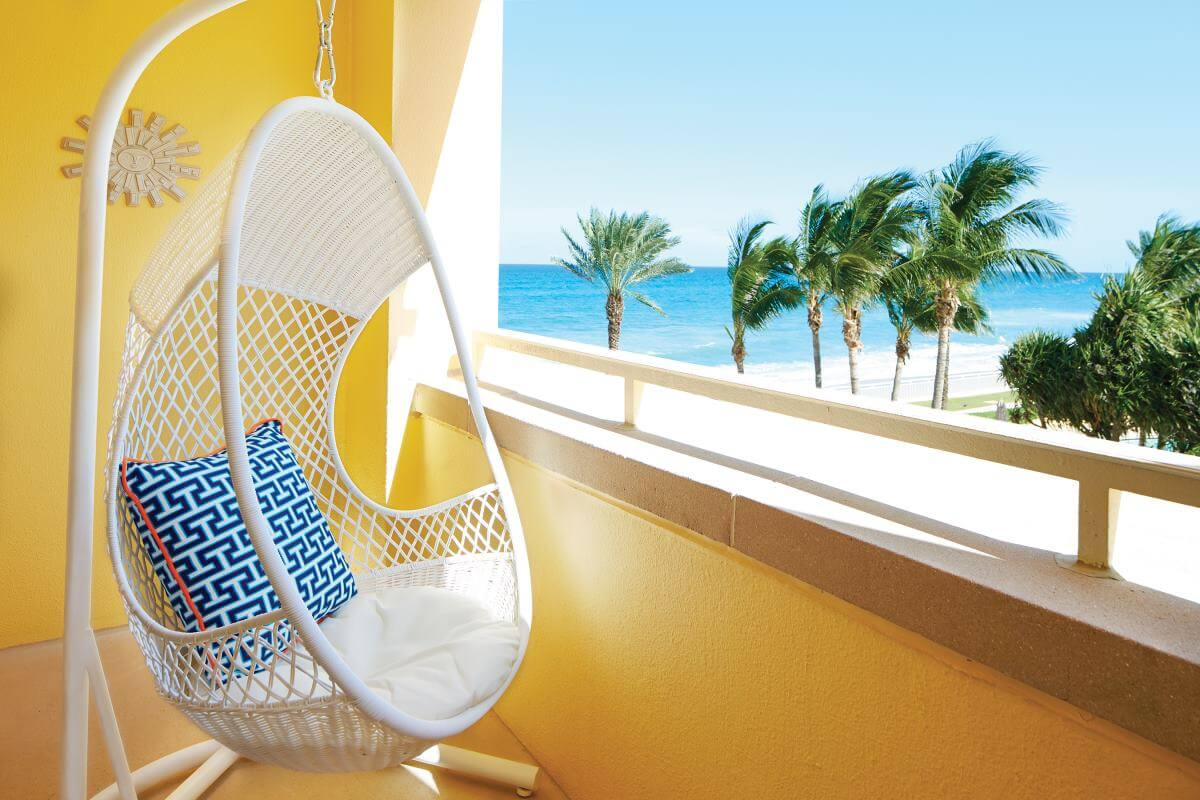 Boutique hotel Palm Beach