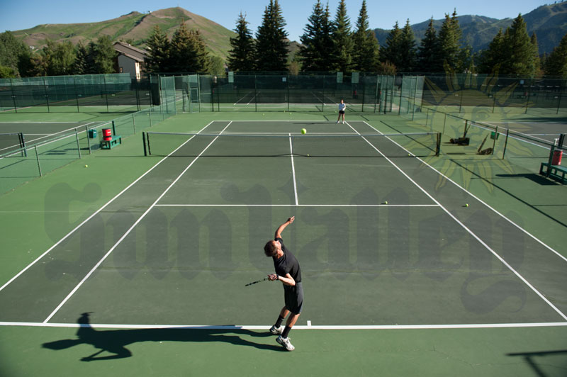 Tennis Club Sun Valley