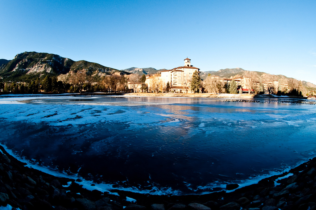 Broadmoor Resort Colorado
