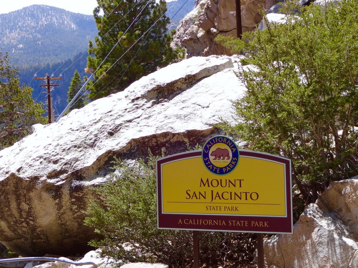 Jacinto State Park Caifornia