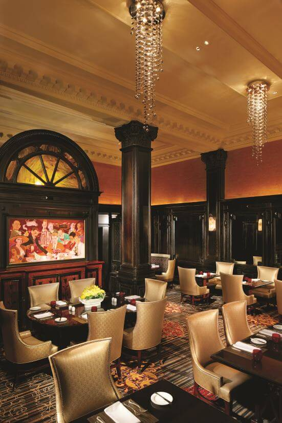 Algonquin Hotel NYC Round Table