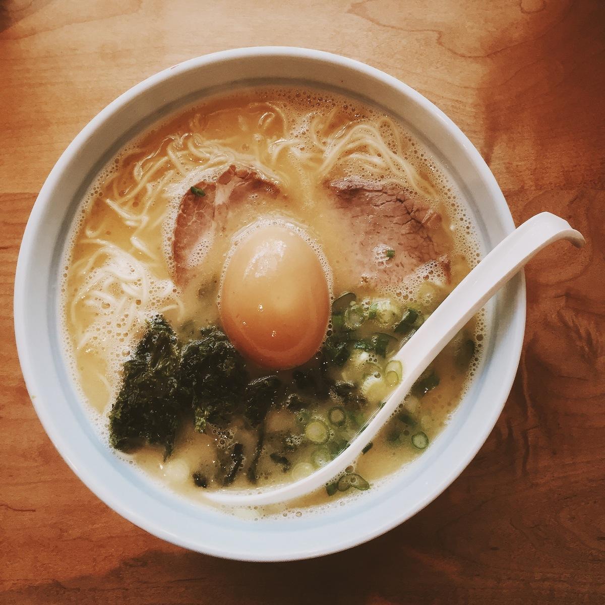 Vancouver Ramen noodles