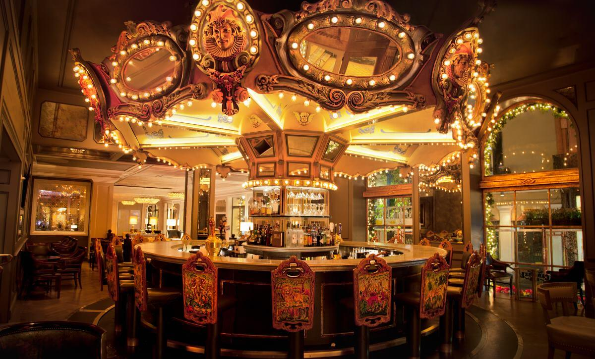 Carousel Bar & Lounge New Orleans