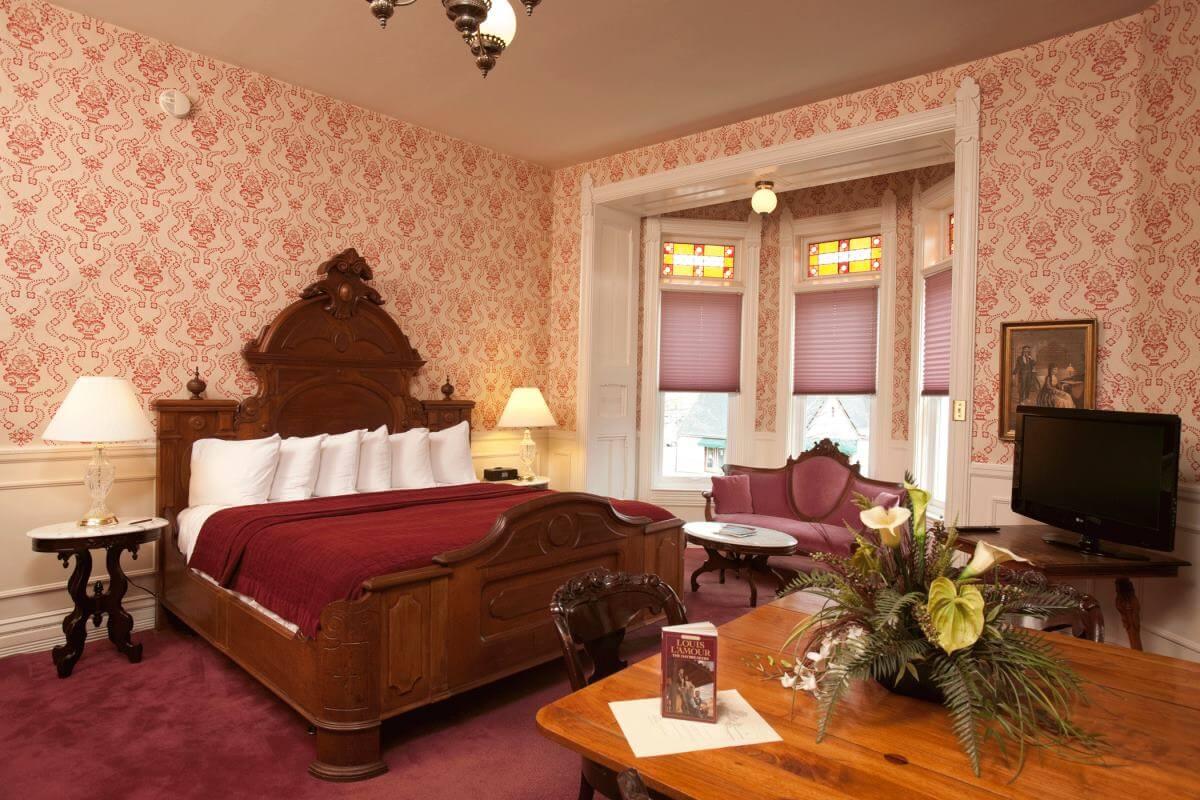 Louis L'Amour hotel