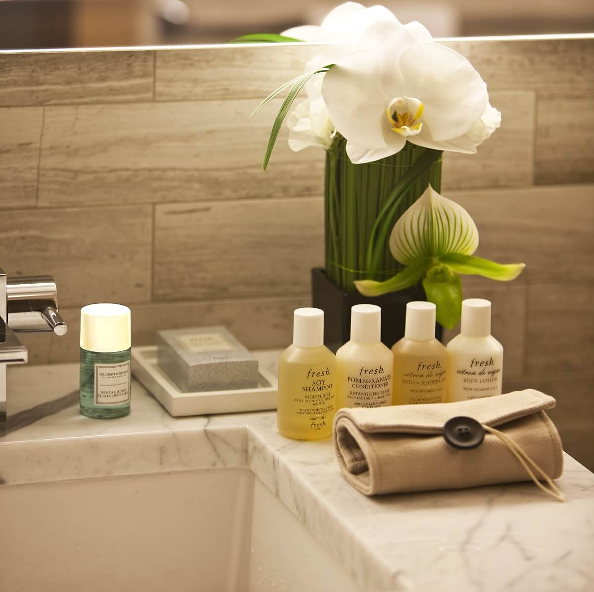 Best Hotel Toiletries in NYC