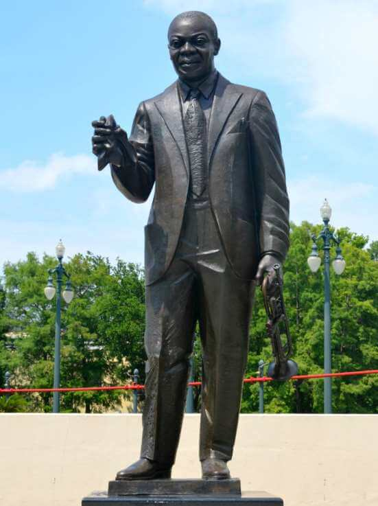 Louis Armstrong Park New Orleans