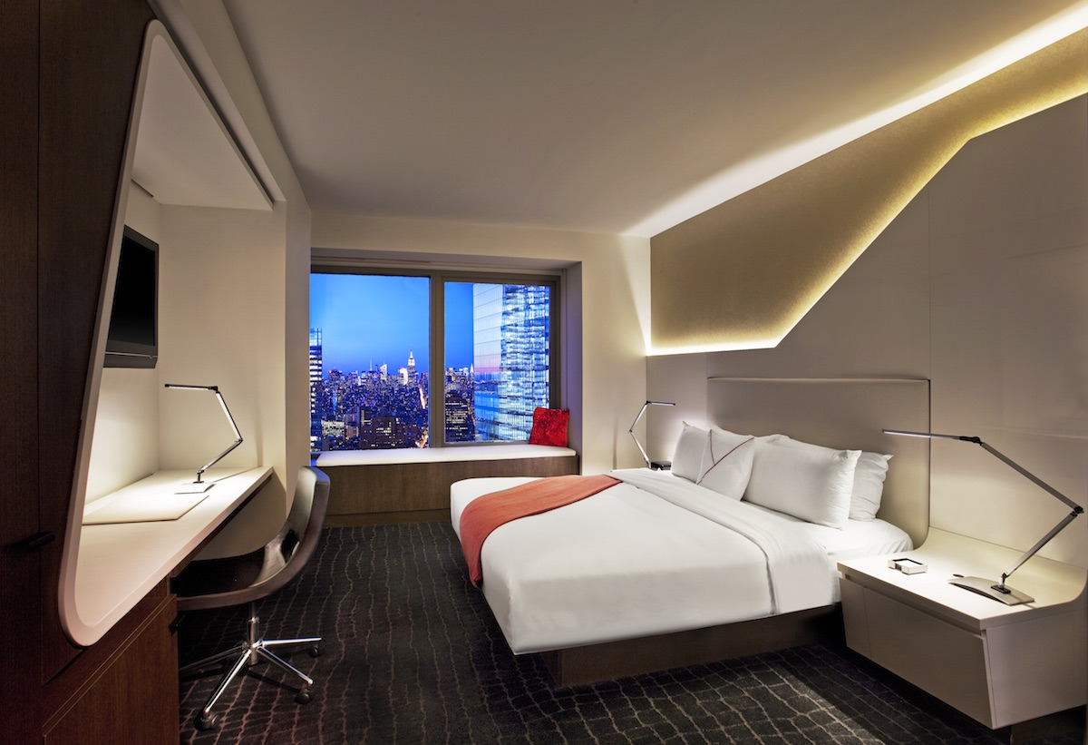Guest room W NYC