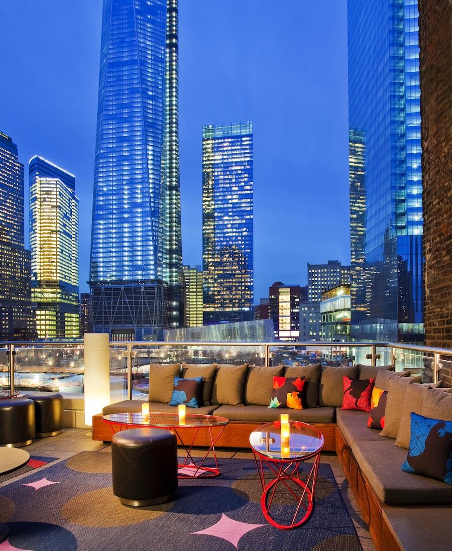 W NYC Terrace