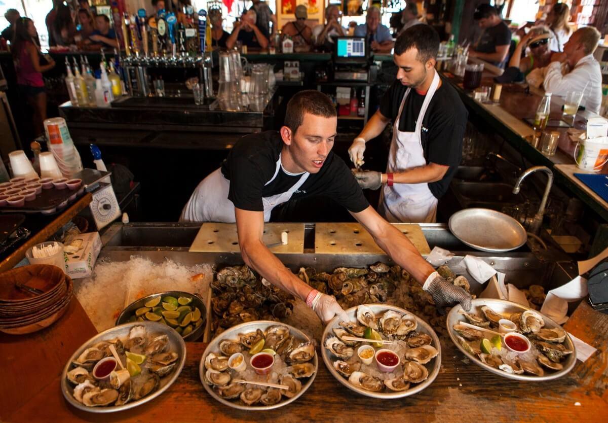 Raw Bar Florida Keys