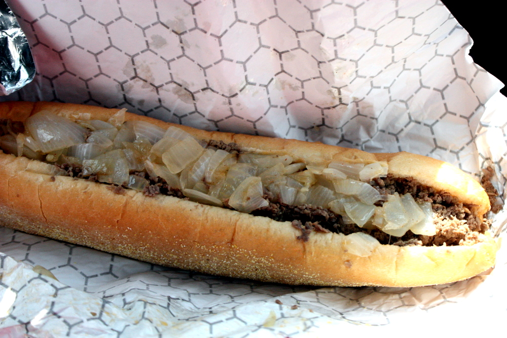Best cheesesteak in Philadelphia