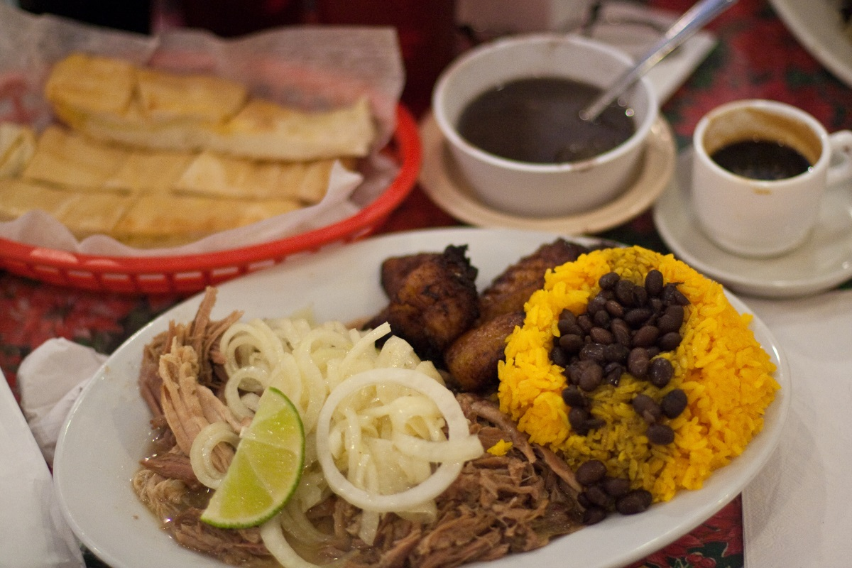 Cuban restaurant Florida Keys