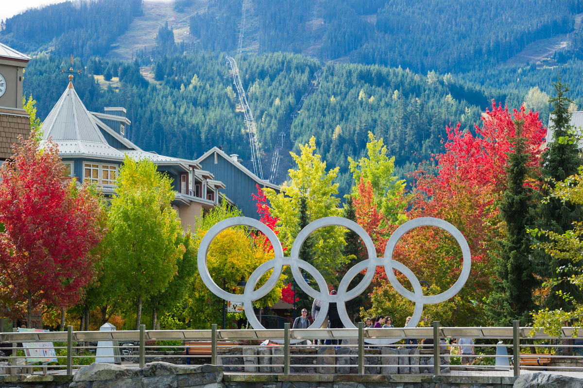 Autumn in Whistler