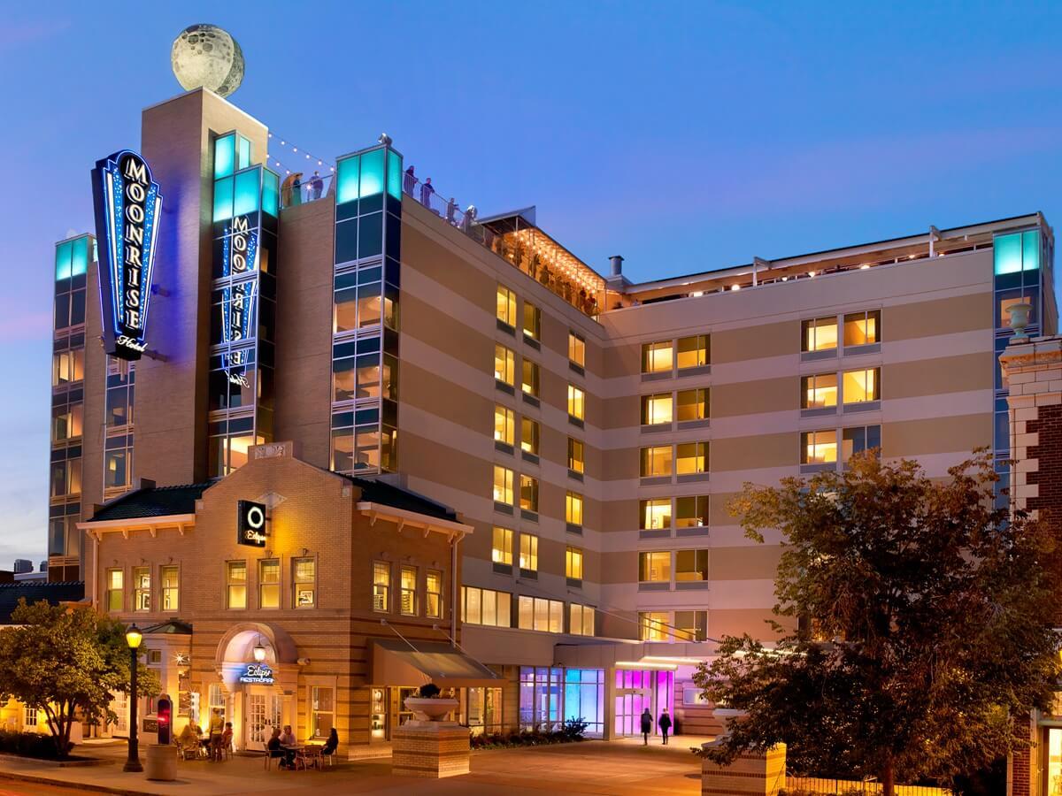 Moonrise Hotel St.Louis