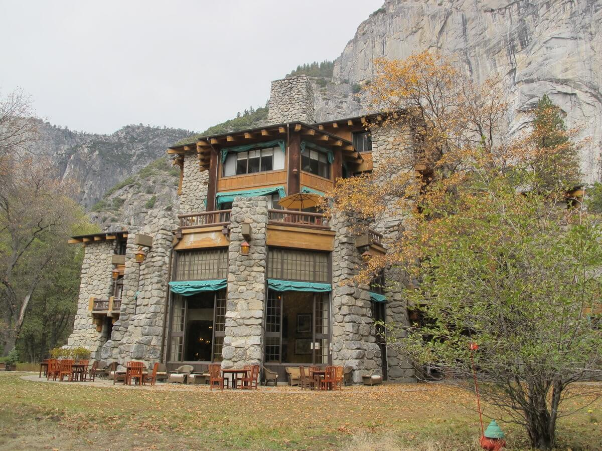 Hotels in Yosemite