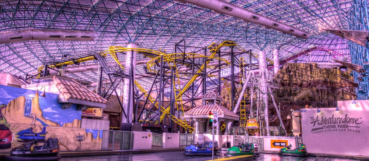 UnitedStates_Nevada_LasVegas_AdventureDome_MGM Resorts International