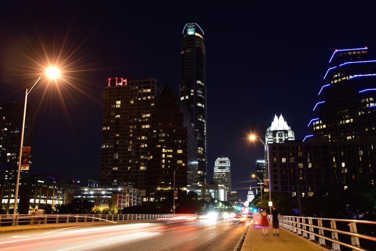 United States_Texas_Austin_Austin At Night_Robert Schrader