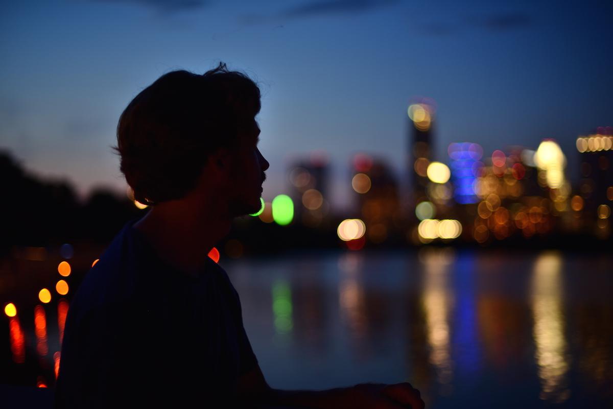 United States_Texas_Austin_Austin Boardwalk at Night_Robert Schrader