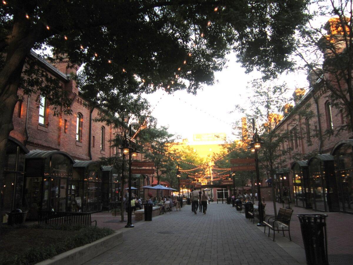 Brightlead square durham