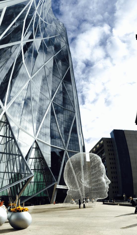 Calgary layover
