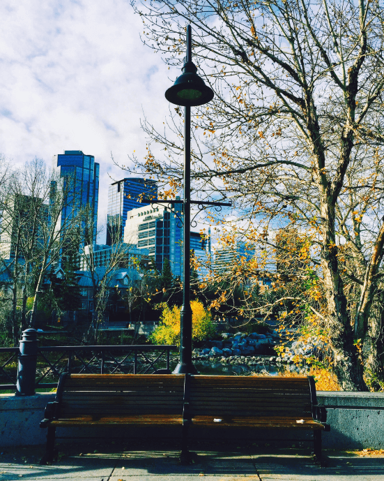 parks in Calgary