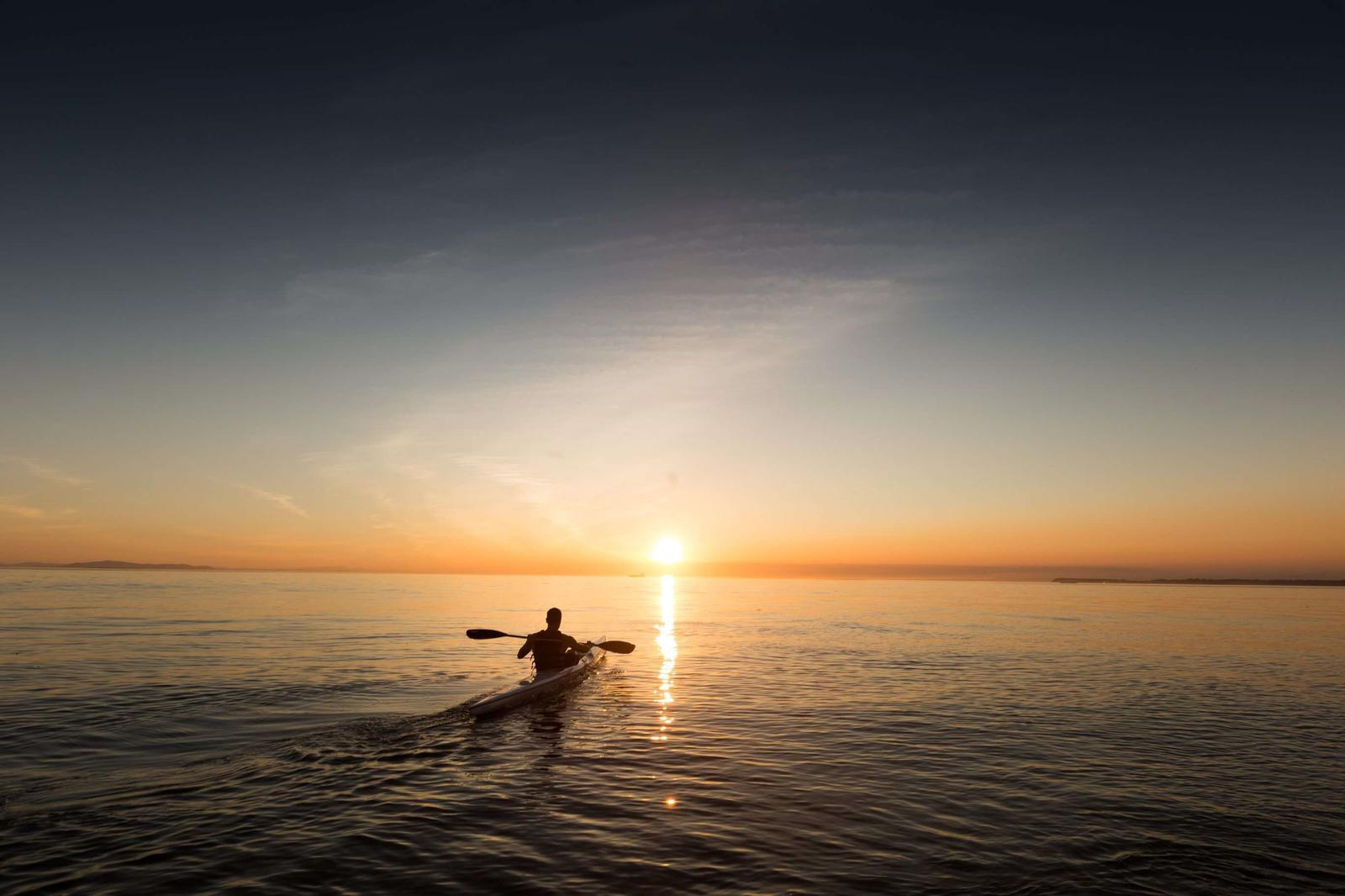 Kayak tour Miami