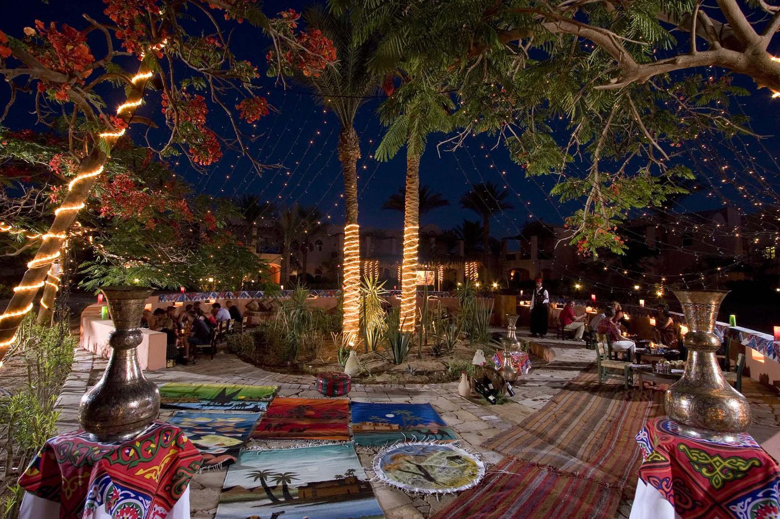 Hotel Iberotel Makadi Egipto.