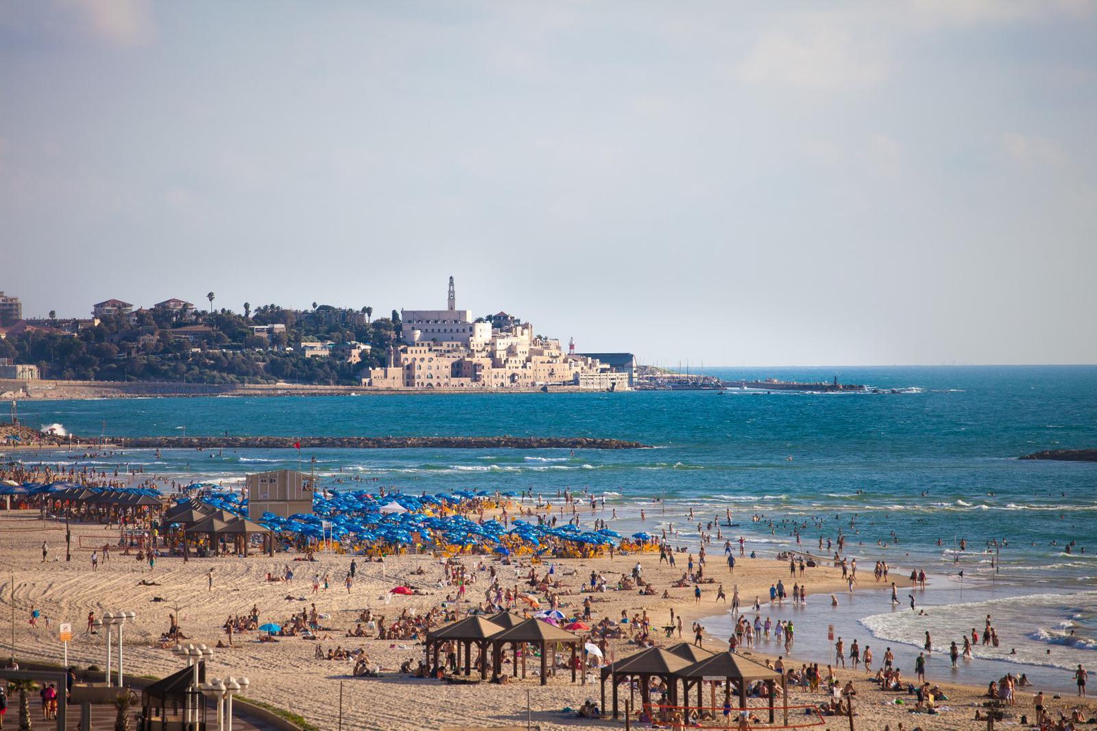 Los mejores 10 destinos para ir de fiesta del mundo Tel Aviv