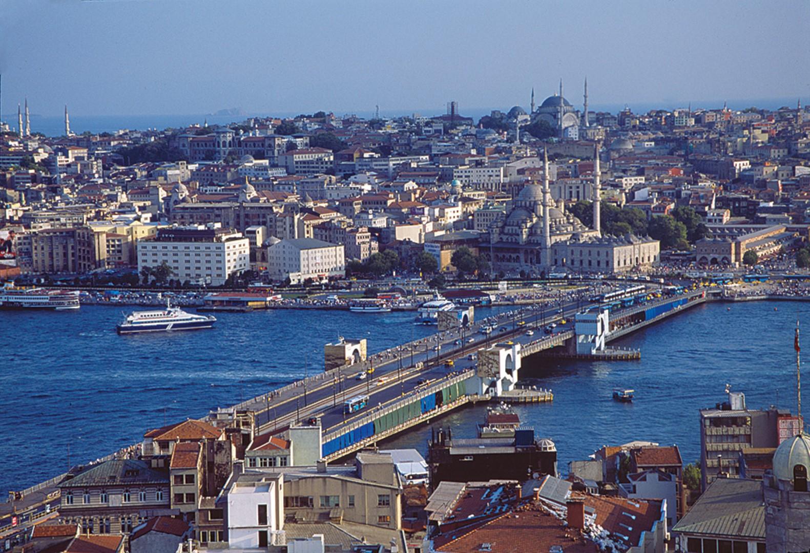 Los mejores 10 destinos de fiesta del mundo Estambul