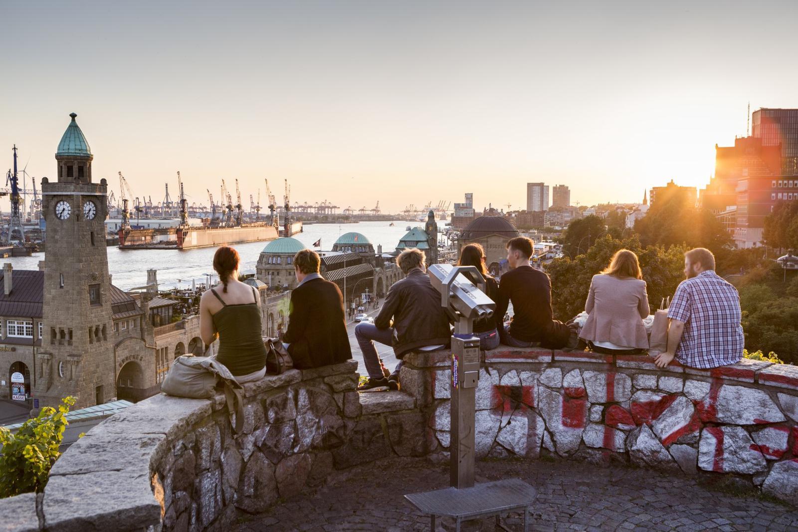 Los 10 mejores destinos para ir de fiesta del mundo Hamburgo