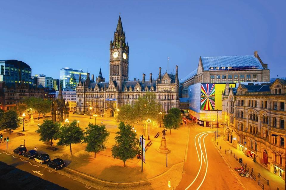 Los mejores 10 destinos para ir de fiesta del mundo Manchester