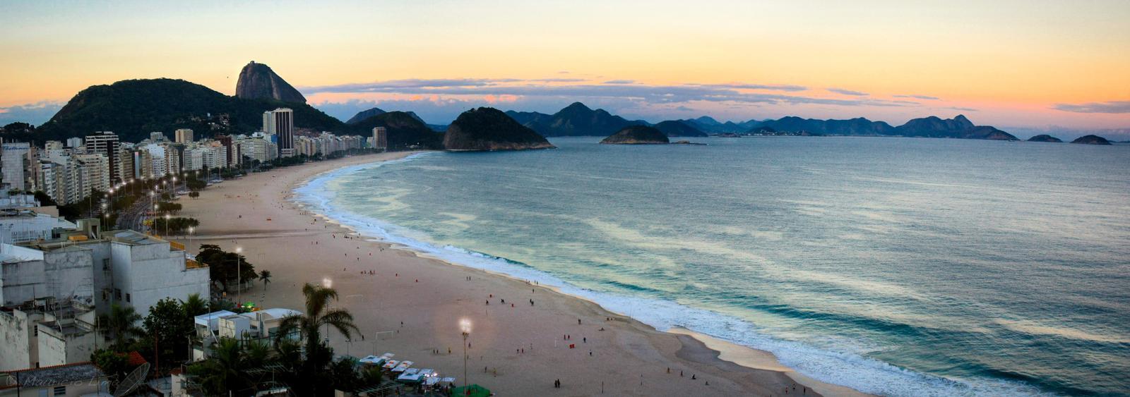 Copacabana CC Lima Pix