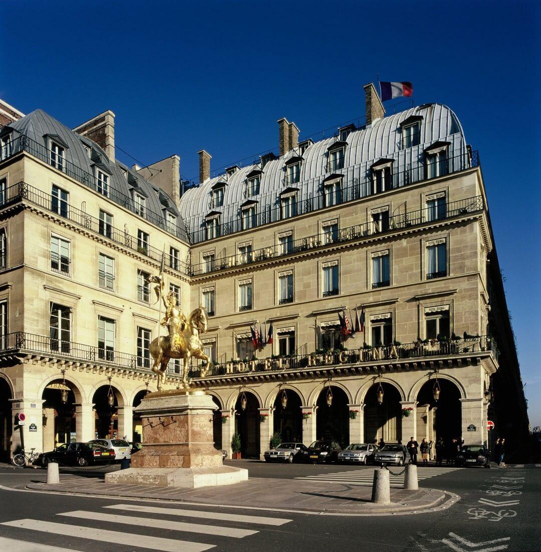 hoteles de película Hotel Regina