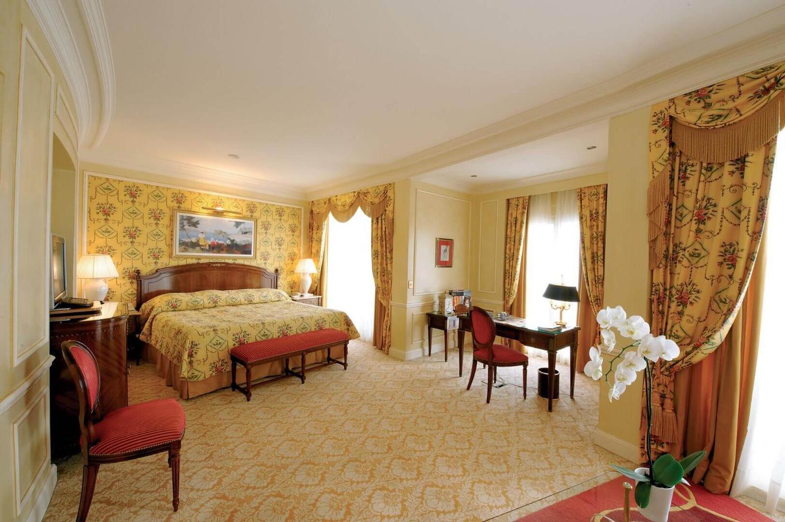 hoteles de película Hotel de Paris (Montecarlo) (1)