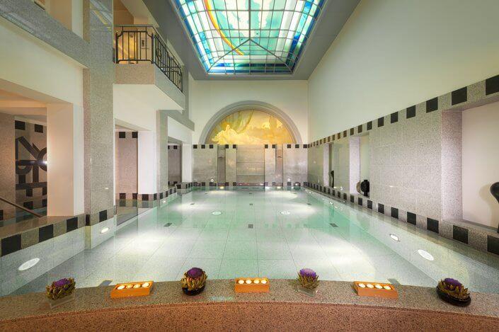 hoteles con casino Dorint Maison Messmer