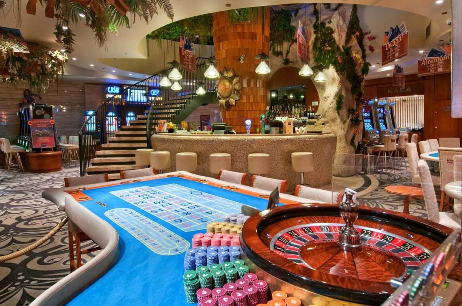 hoteles con casino Hilton Convention Centre