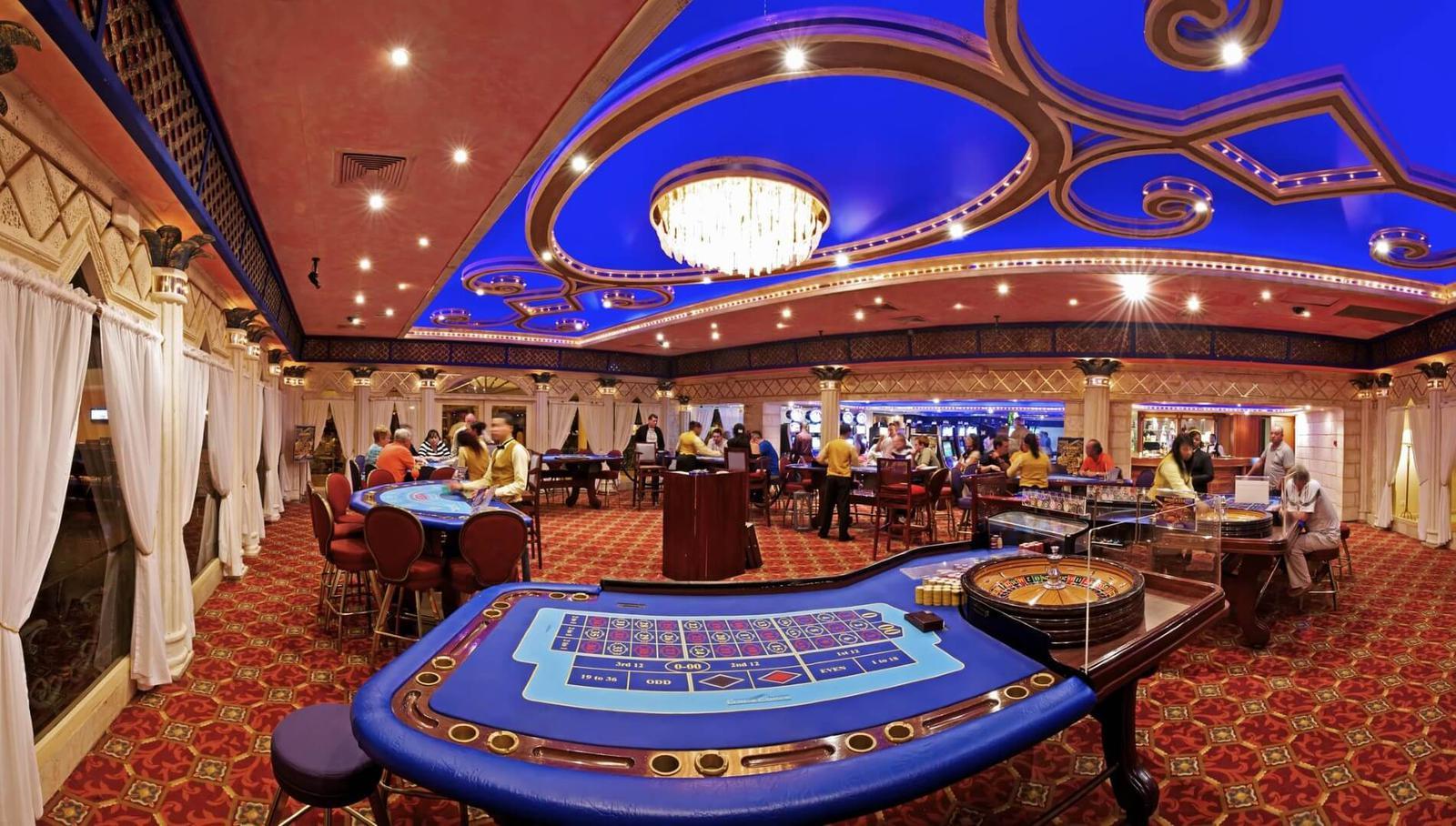 hoteles con casino Iberostar Dominicana