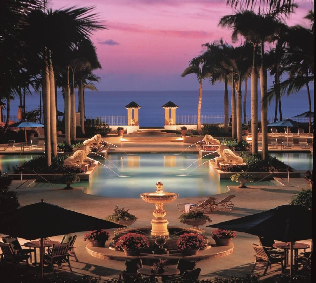 hoteles con casino Ritz Carlton San Juan