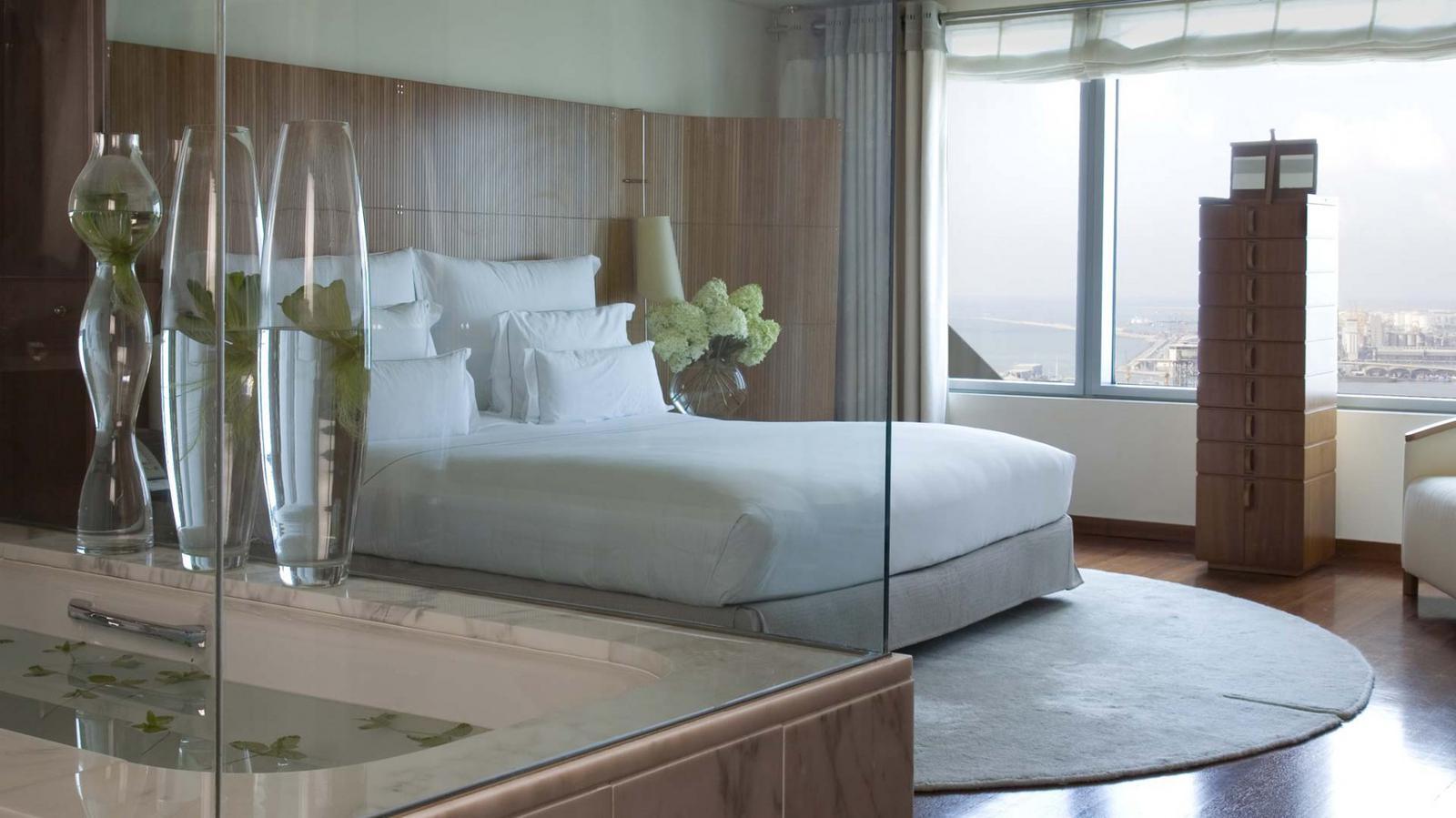 Habitación en Hotel Arts Barcelona
