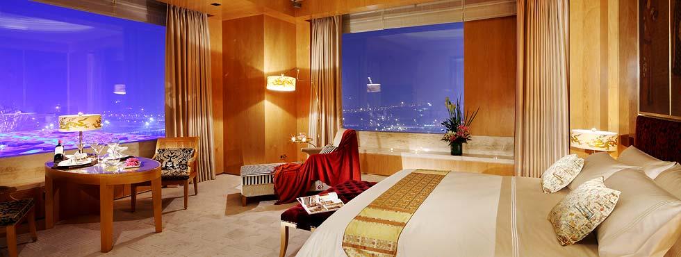 Hotel Pangu Seven Star, Pekín