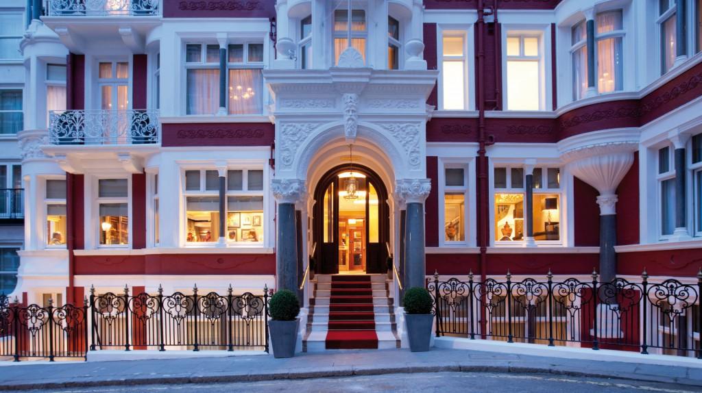 Althoff St James es uno de los mejores hoteles con personal shopper