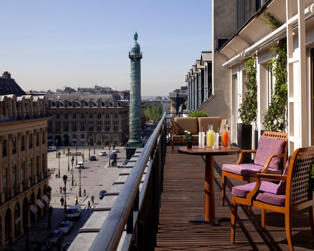 Park Hyatt París, es uno de los mejores hoteles con personal shopper