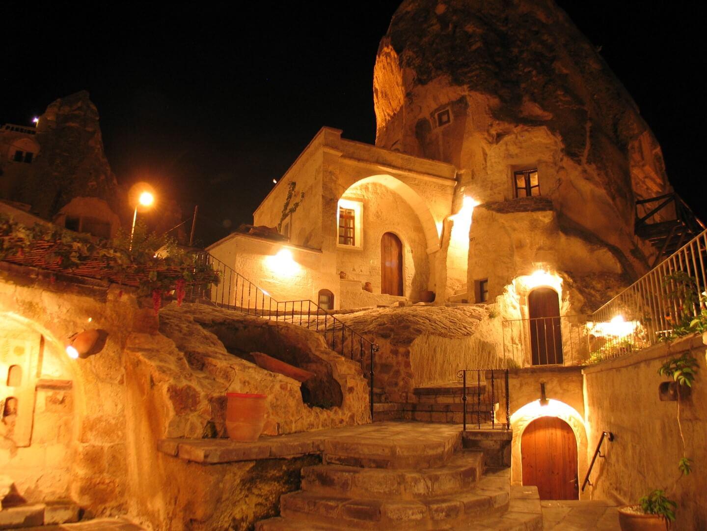 hoteles raros Capadoccia Cave Suites
