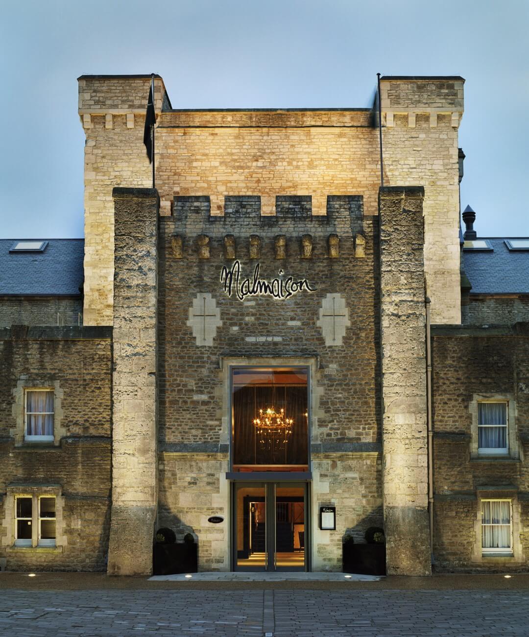hoteles raros Malmaison Oxford