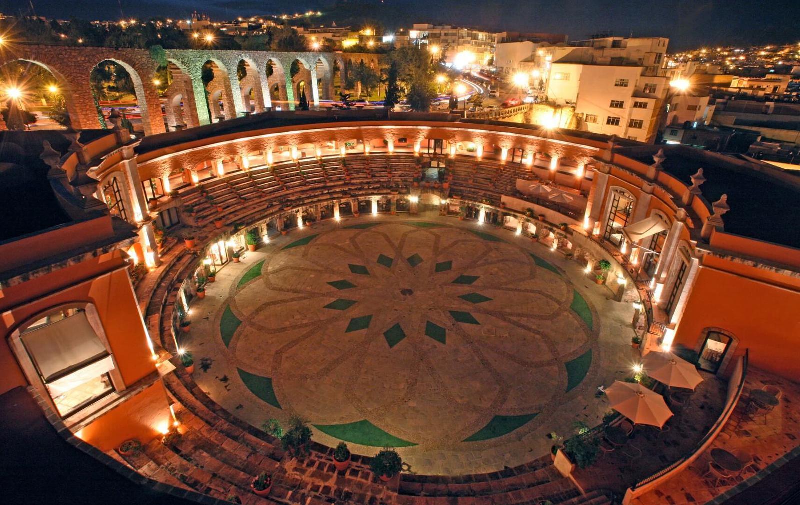 hoteles raros Quinta Real Zacatecas