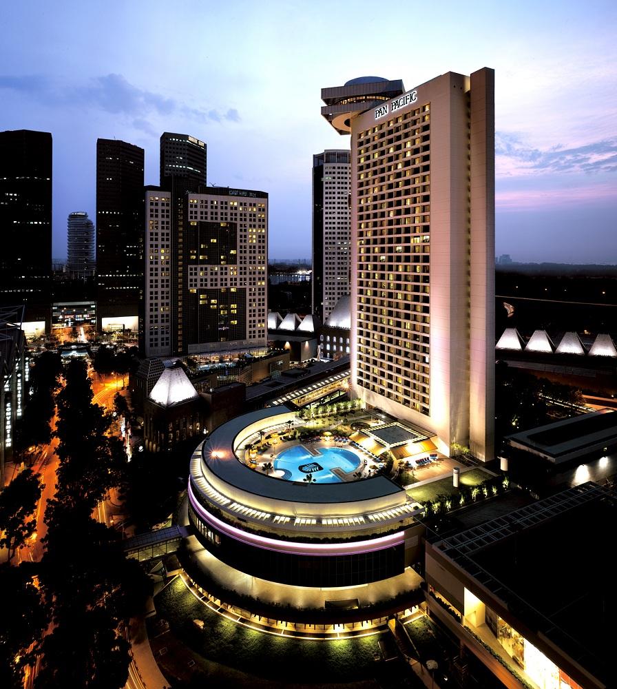 Hotel Pan Pacific Singapur, uno de los mejores hoteles con personal shopper