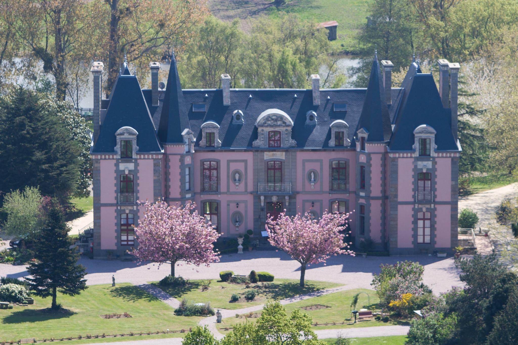 hoteles castillo Château Hôtel Du Colombier en Saint-Malo