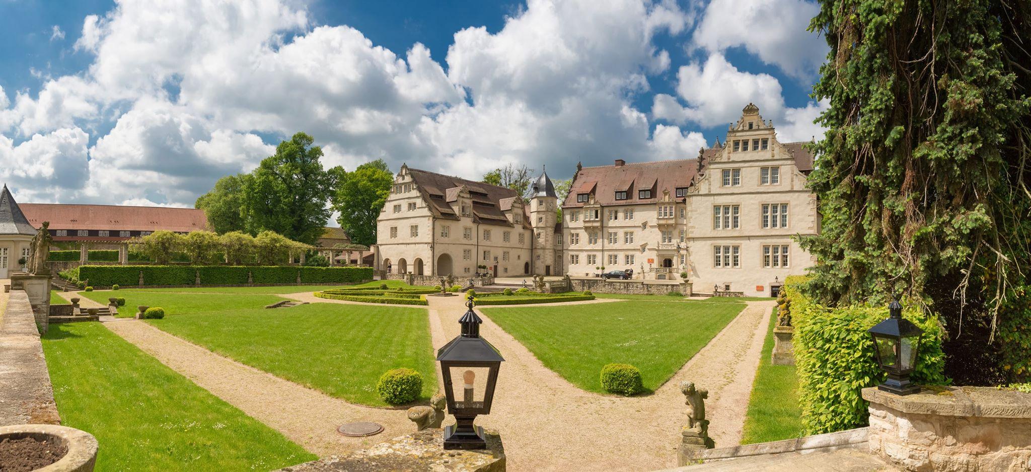 hoteles castillo Schlosshotel Münchhausen